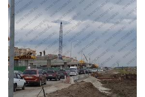 Развязка на пересечении ул.Пермякова-ул.Федюнинского